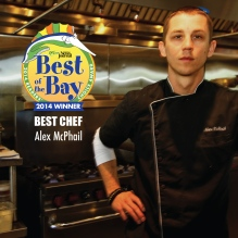 2014 Best Chef Alex McPhail